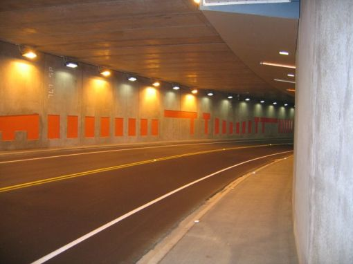 Moa Point Tunnel 2