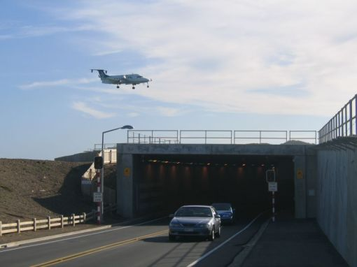 Moa Point Tunnel