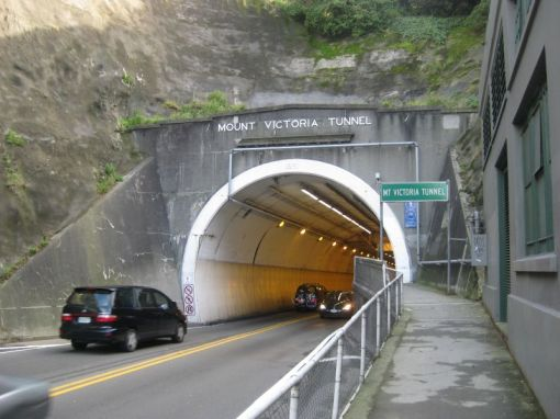 Mount Victoria Tunnel