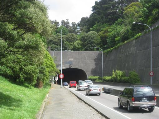 The Terrace Tunnel